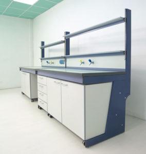 Arredi tecnici per laboratori Gemina - ForLab Italia