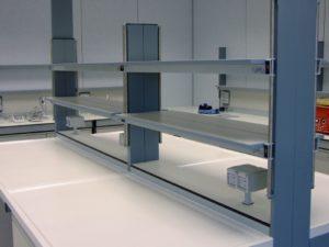 Arredi tecnici per laboratori - ForLab Italia