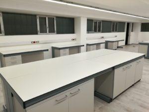 Arredi tecnici per laboratori Studio 3 - ForLab Italia