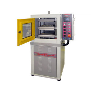pressa-laboratorio-2-piani-Forlab