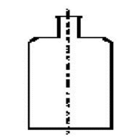 Bottiglie, forma italiana, vetro Simax_For Lab Italia