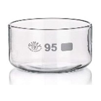 Cristallizzatori senza becco, vetro Simax (norma rif. DIN 12 337)_For Lab Italia